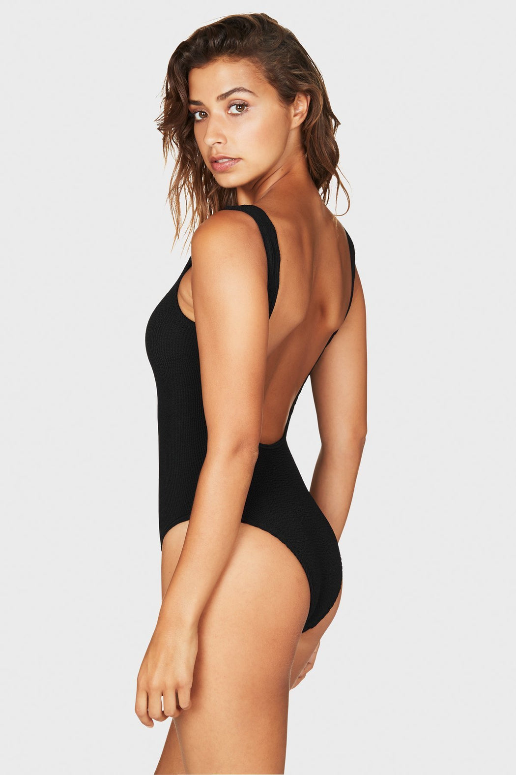 THE MARA ONE PIECE BLACK