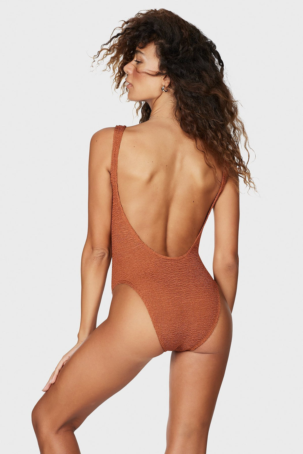 THE MARA ONE PIECE BRONZE
