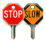 Stop / Slow Sign