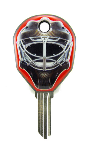 Hockey - Goalie Mask 01