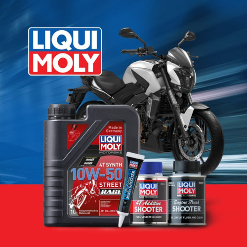 Bajaj Dominar 400 engine oil performance pack - LRL Motors
