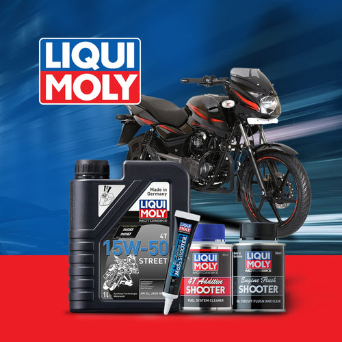 Bajaj Pulsar 150 engine oil Performance Pack - LRL Motors