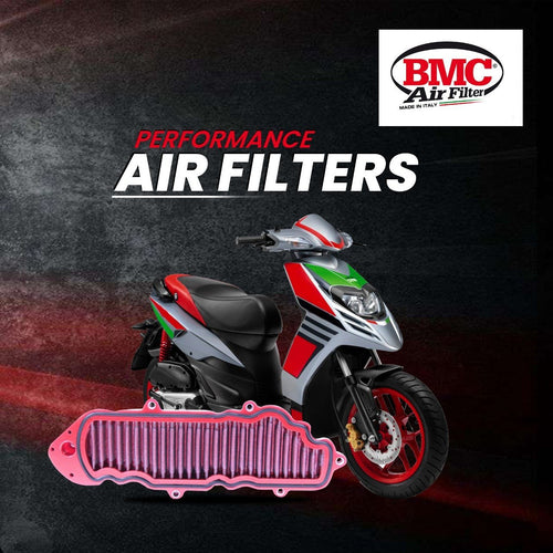 BMC Air Filter For Aprilia SR 150 - LRL Motors