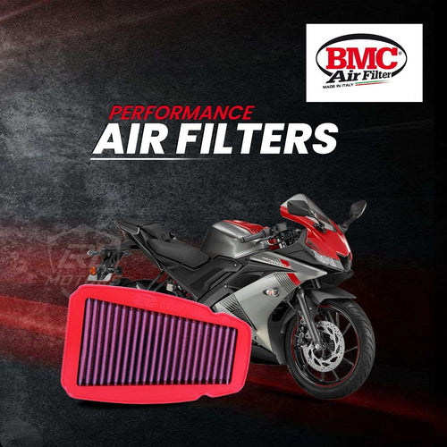 BMC Air Filter For Yamaha R15 Version - LRL Motors