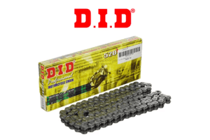 DID CHAIN 520 PITCH * 118 LINKS - LRL Motors