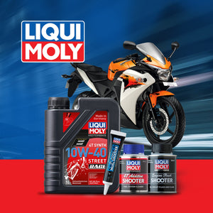 Honda CBR 150 engine oil Performance Pack - LRL Motors