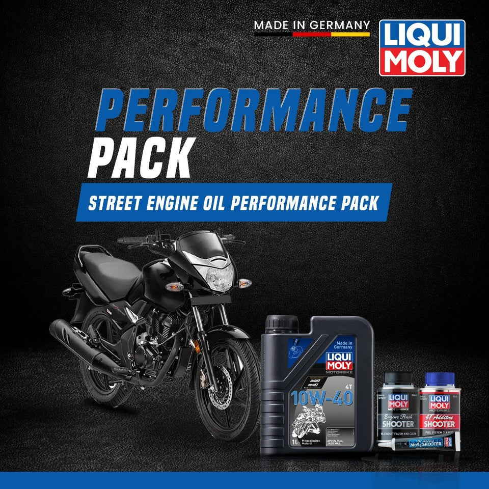 Honda Unicorn Street Engine oil Performance Pack - LRL Motors