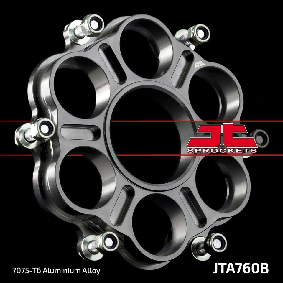 JR ALUMINIUM SPROCKET JTA760B DUCATI ADAPTER 60mm - LRL Motors