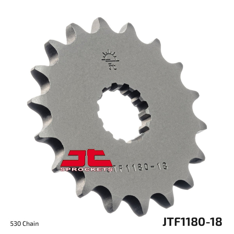 JT FRONT SPROCKET JTF1180.18 TRIUMPH SPEED TRIPLE - LRL Motors