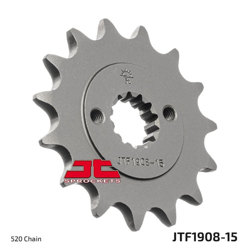 JT FRONT SPROCKET JTF1908.15 DUKE 390 - LRL Motors