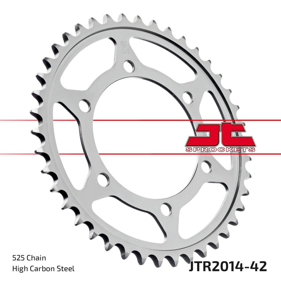 JT REAR SPROCKET JTR2014.42 TRUIMPH TRIXTON - LRL Motors
