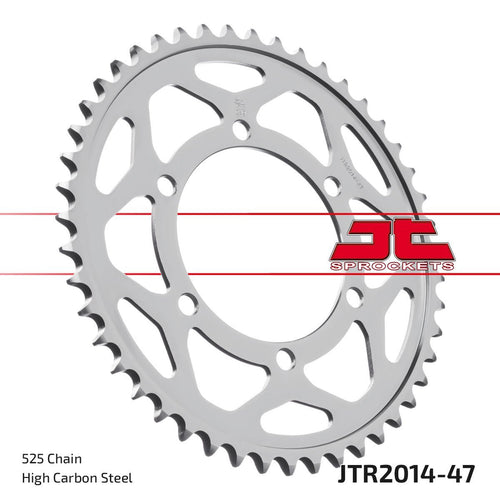 JT REAR SPROCKET JTR2014.47 DAYTONA - LRL Motors