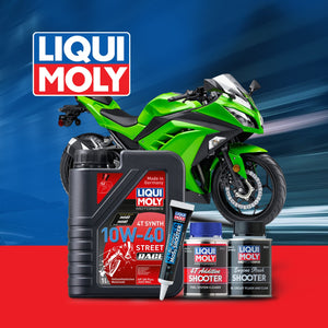 Kawasaki Ninja 300 engine oil Performance Pack - LRL Motors