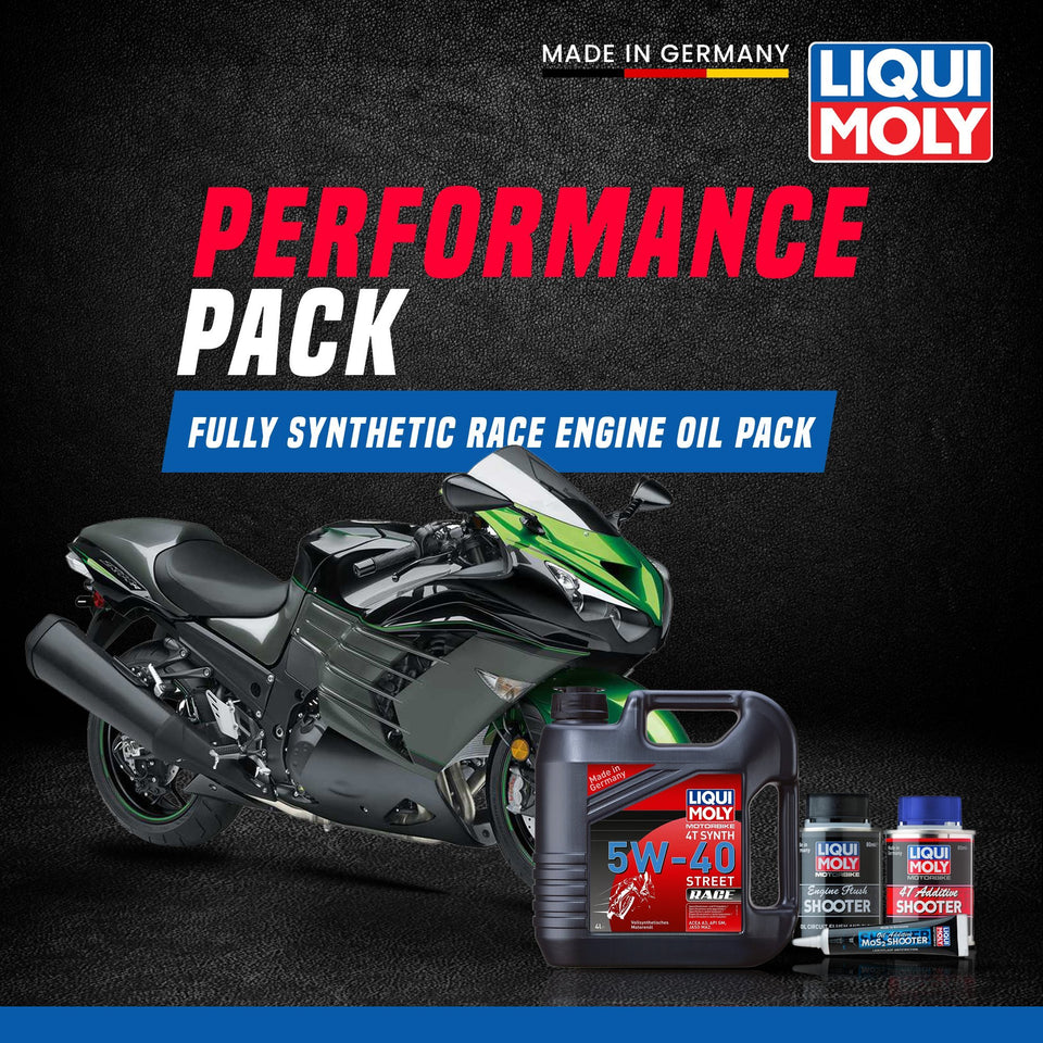 Kawasaki ZX14R Engine oil Pack - LRL Motors
