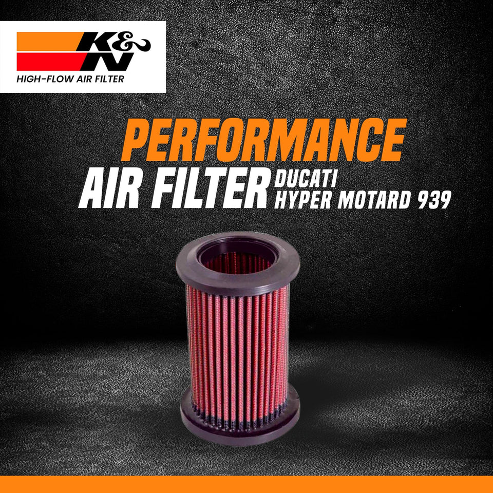 K&N air filter DUCATI X DIAVEL/S - LRL Motors
