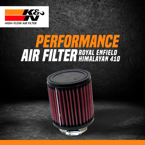K&N Filter for Royal Enfield Himalayan RB-0510 - LRL Motors