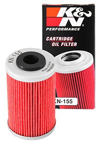 K&N Oil filter for All Kawasaki Bikes - LRL Motors