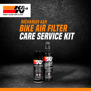 K&N Recharger Air Filter Cleaning Kit - LRL Motors