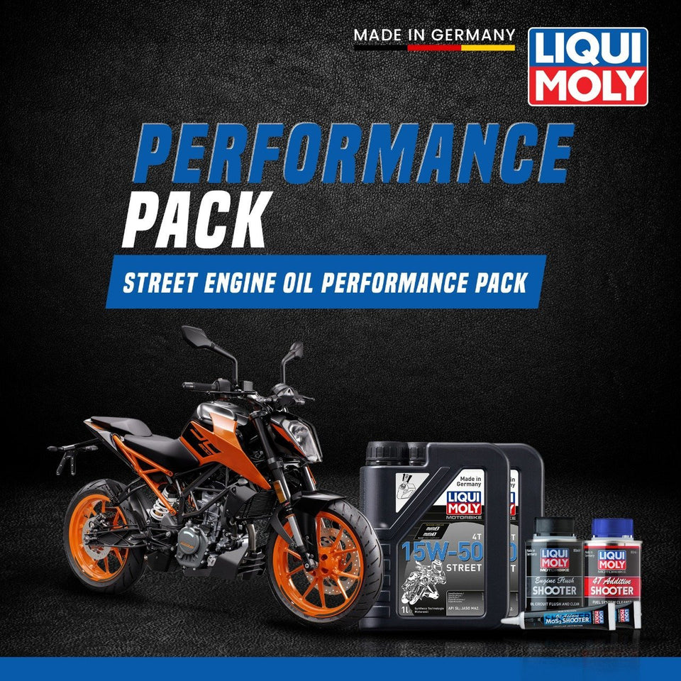 KTM 125 Street Engine oil Performance Pack - LRL Motors