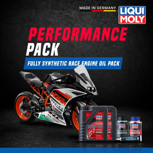 KTM 390 engine oil performance pack - LRL Motors