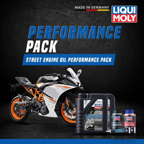KTM 390 Street Engine oil Performance Pack - LRL Motors