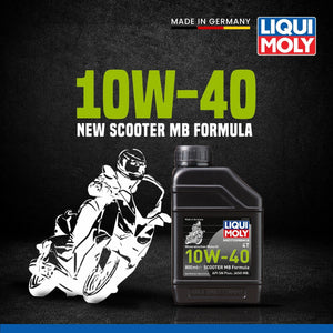 Liqui Moly 10W40 Scooter MB formula ( 800 ml) - LRL Motors