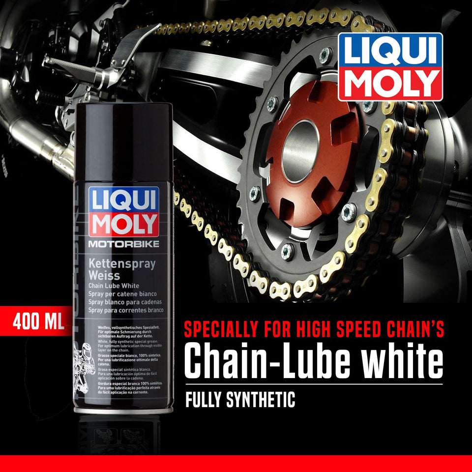 Liqui Moly Chain lube white (400 ml) - LRL Motors