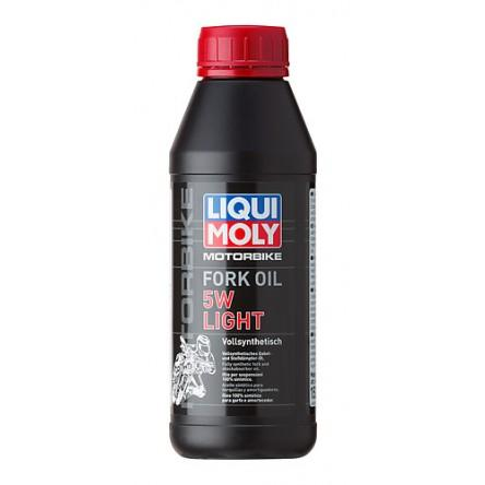 Liqui Moly Fork oil 5W (500 ml) - LRL Motors