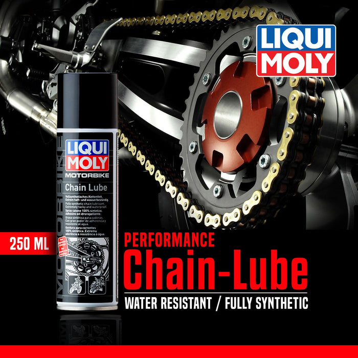 Liqui Moly Fully Synthetic chain lube (250 ml) - LRL Motors