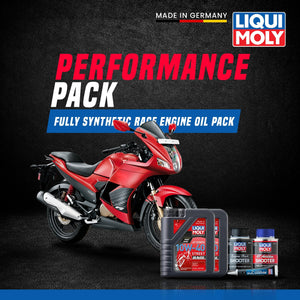 Liqui Moly Hero Karizma Performance Pack - LRL Motors