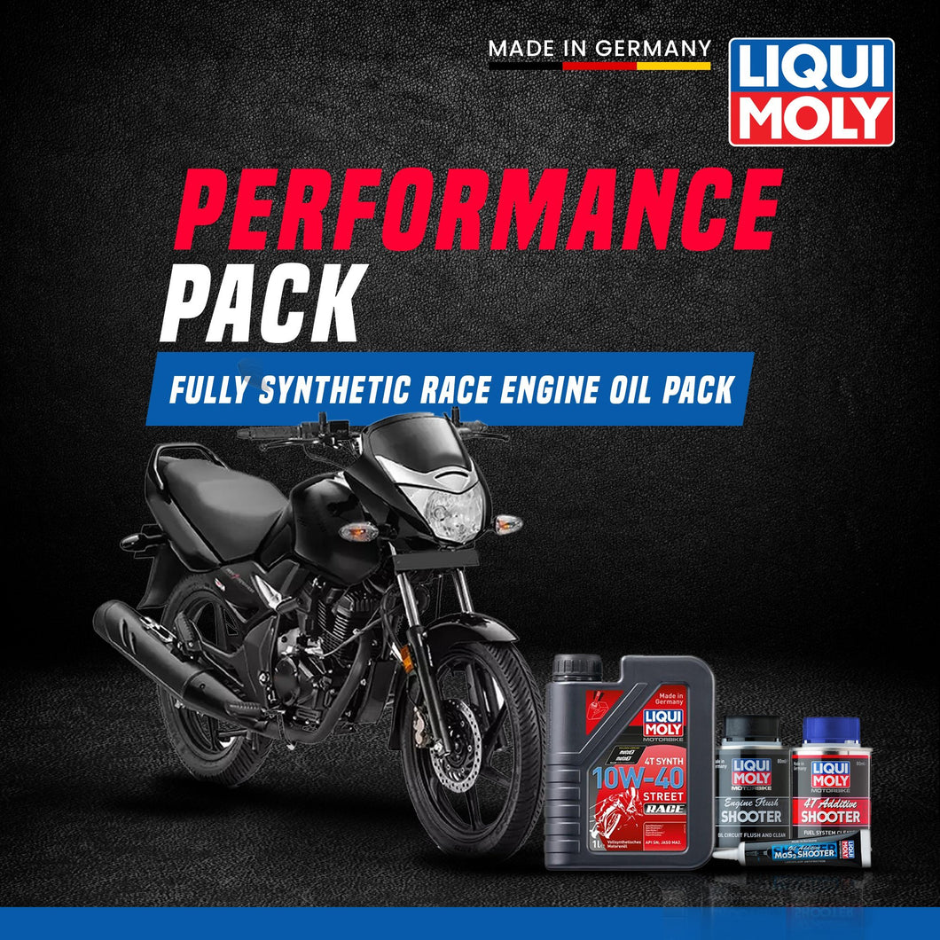 Liqui Moly Honda Unicorn Performance pack - LRL Motors