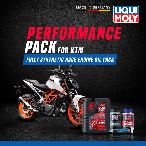 Liqui Moly KTM 250 Service Performance Pack - LRL Motors
