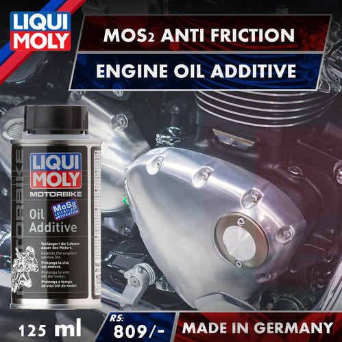 Liqui Moly Mos2 125 ml - LRL Motors