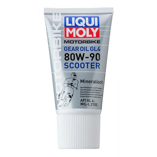 Liqui Moly Motorbike Gear Oil (GL4) 80w90 Scooter 150 ML - LRL Motors
