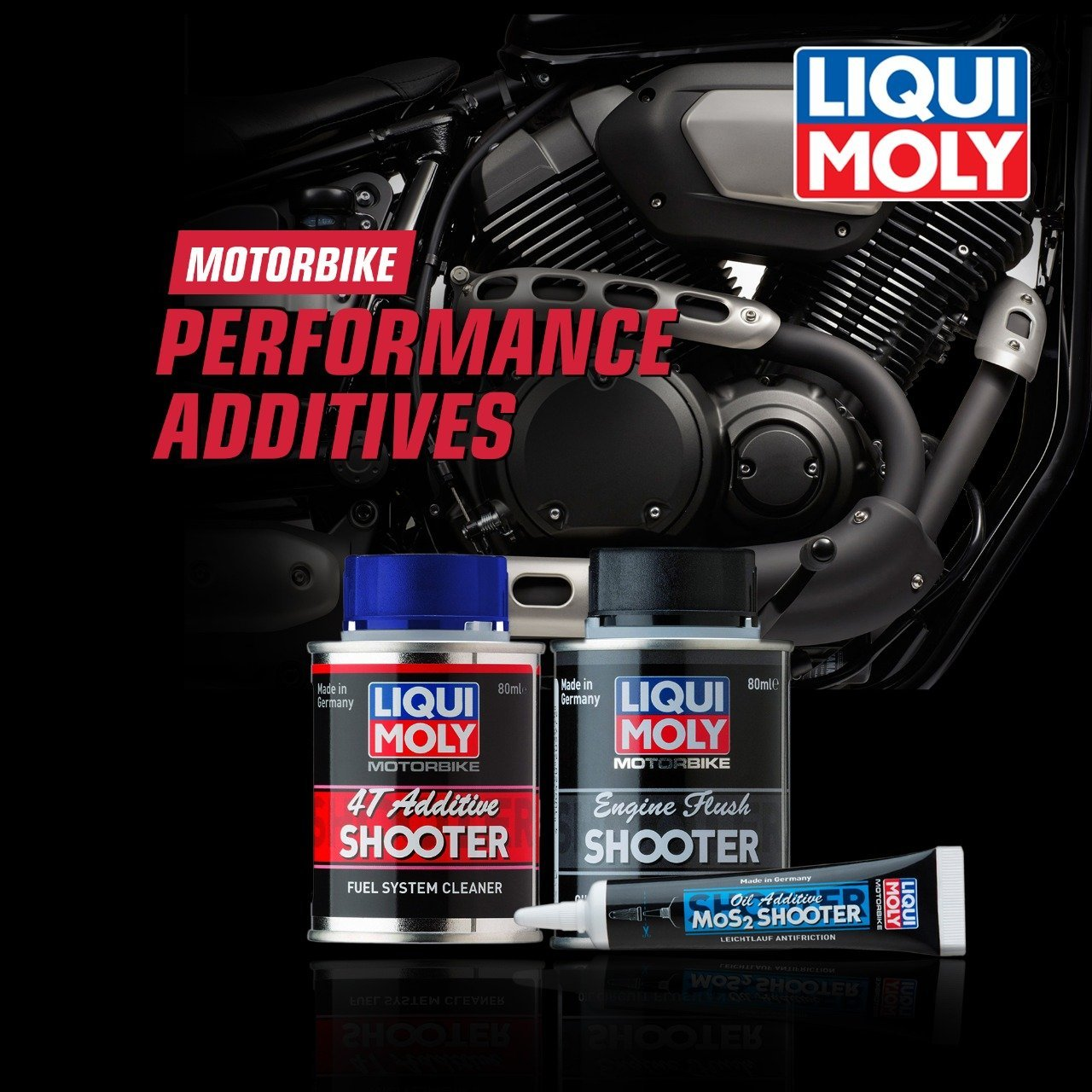Liqui Moly Motorbike Performance pack