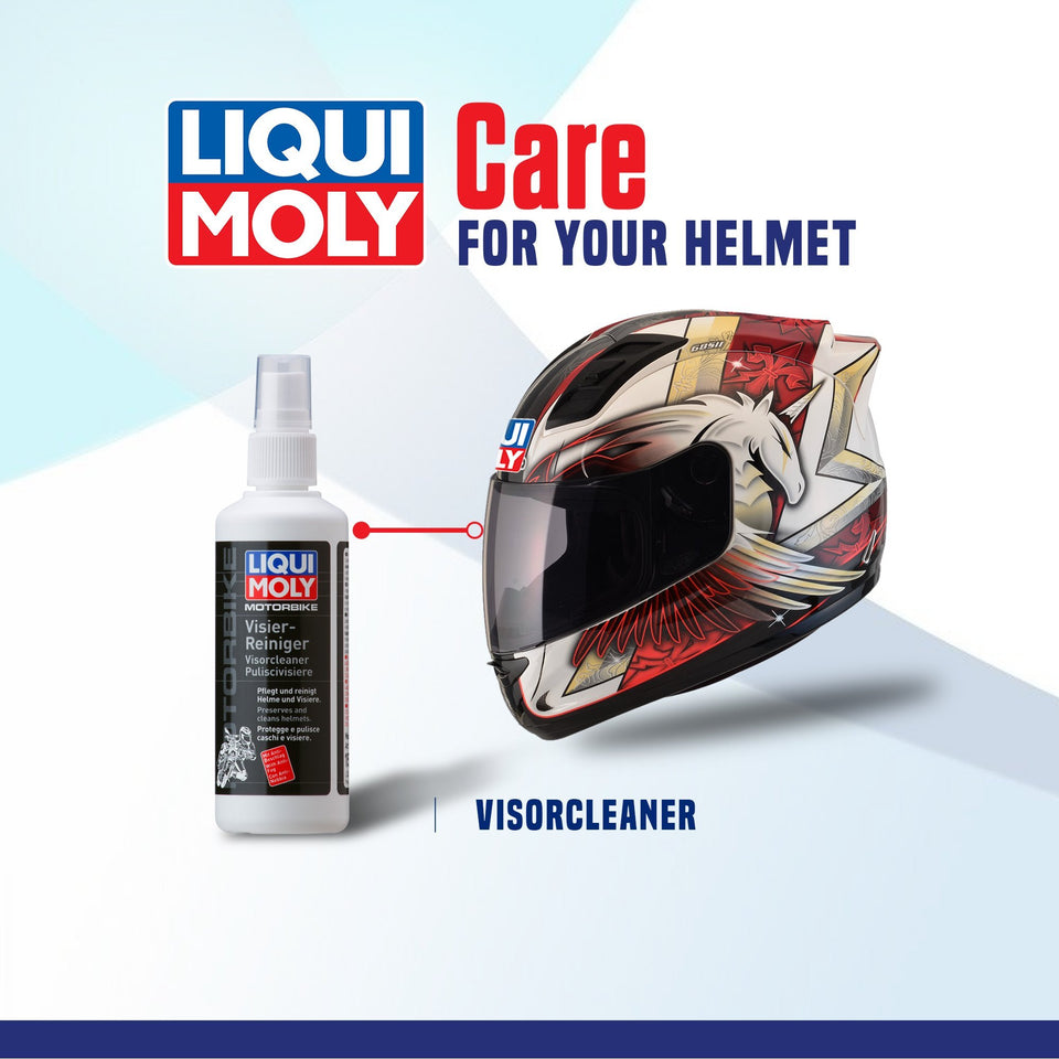 Liqui Moly Motorbike Visor Cleaner 100 ML - LRL Motors
