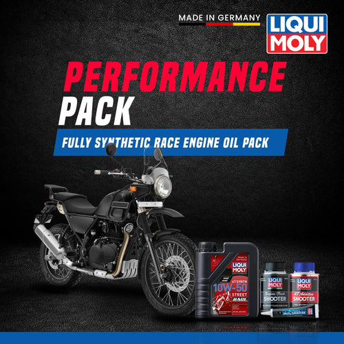 Liqui Moly Royal Enfield Himalayan Off road - LRL Motors