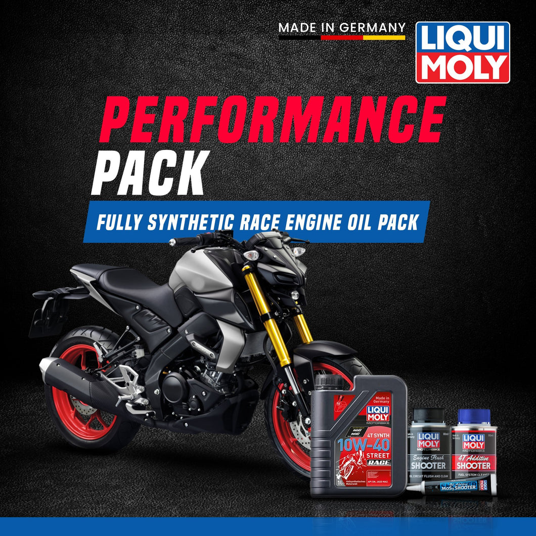 Liqui Moly Yamaha MT15 Performance Pack - LRL Motors