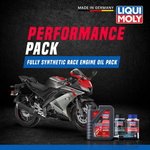 Liqui Moly Yamaha R15 v3 Performance Pack - LRL Motors