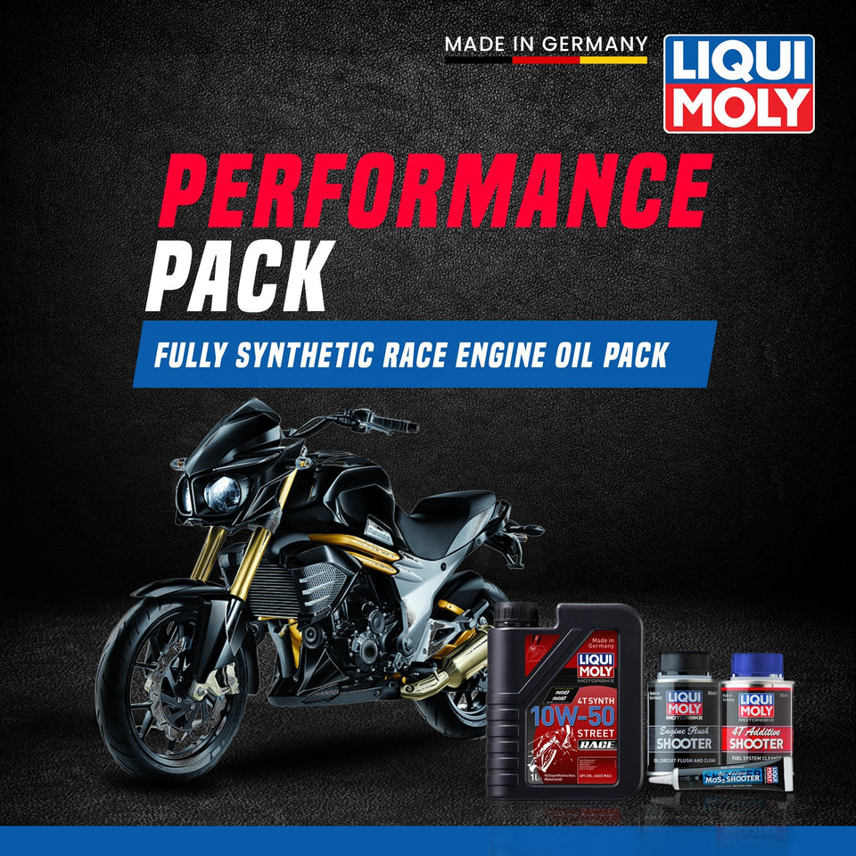 Mahindra Mojo Full Performance - LRL Motors