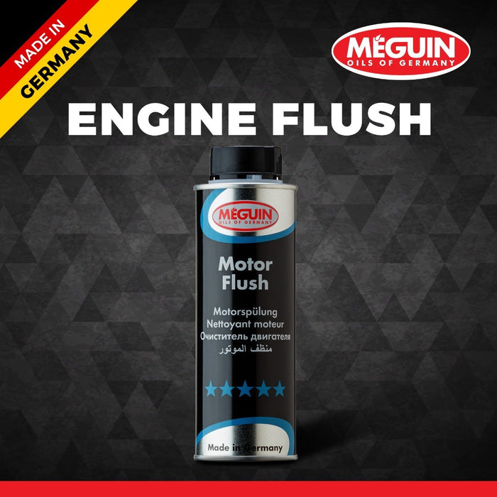 Meguin Car Engine flush - LRL Motors