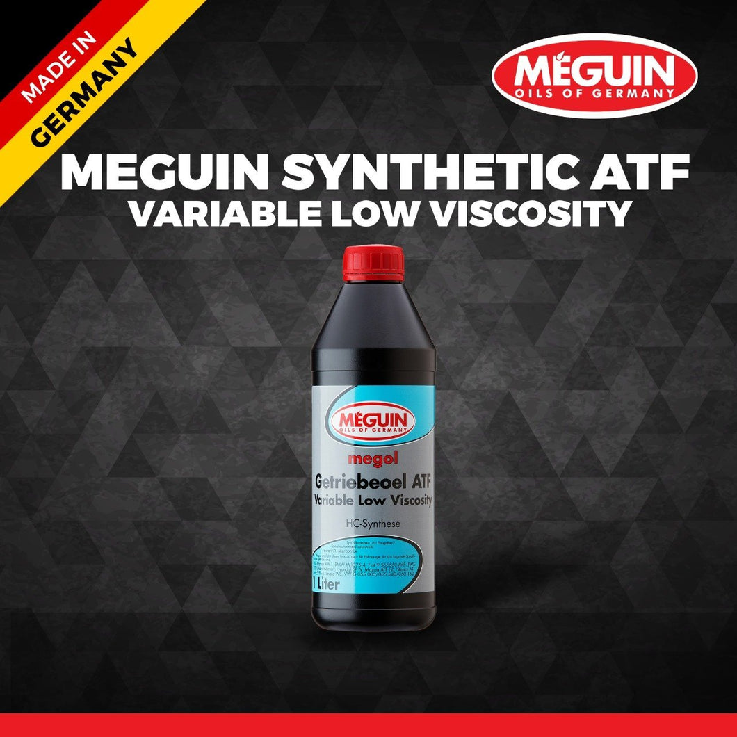 Meguin Synthetic ATF Variable Low Viscosity - LRL Motors