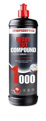 Menzerna Heavy Cut Compound 1000 (1L) - LRL Motors
