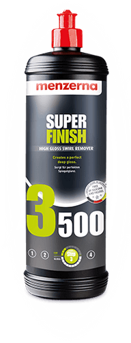 Menzerna Super Finish 3500 (1L) - LRL Motors