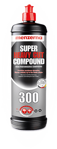 Menzerna Super Heavy Cut Compound 300 (1L) - LRL Motors