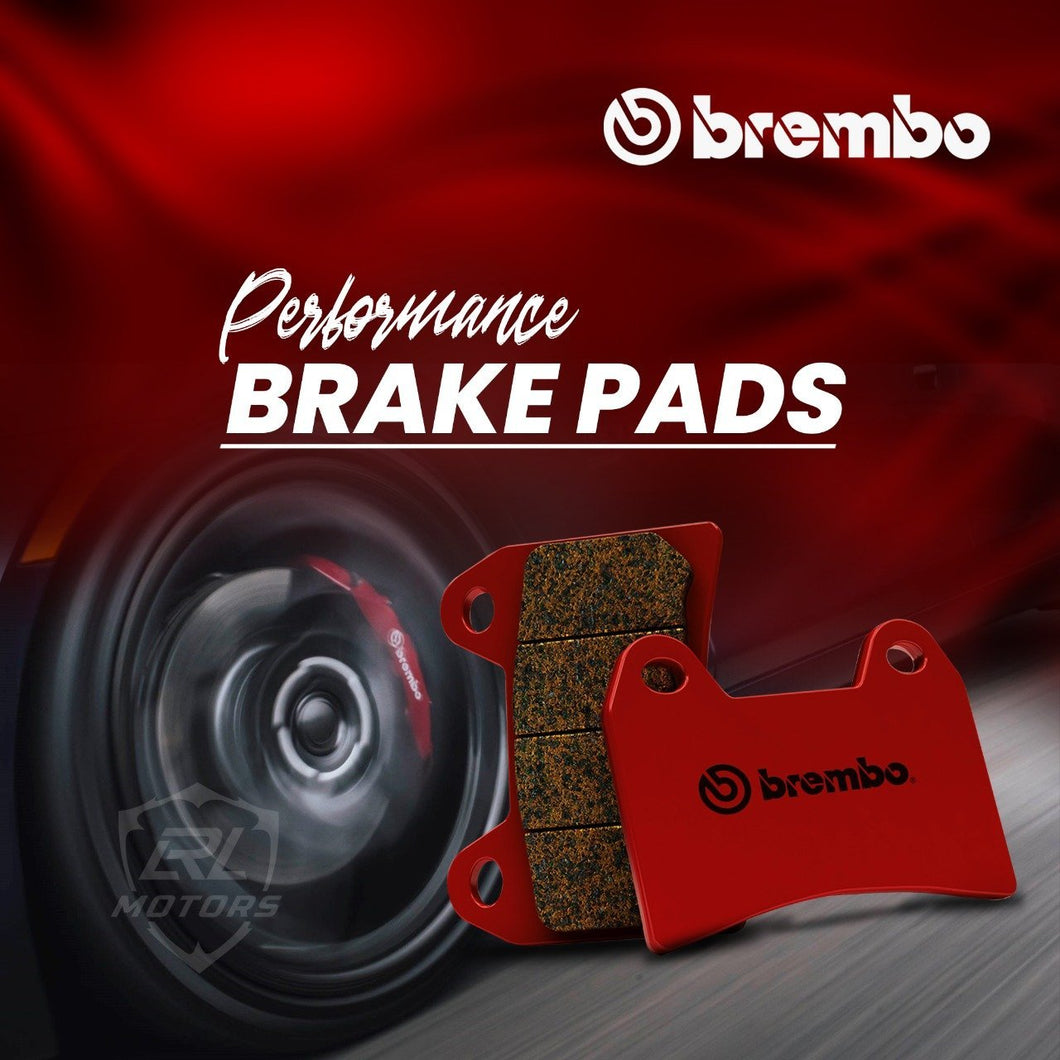 Mercedes-Benz S Class W221 (2006 -2014) Brembo front brake pads - LRL Motors