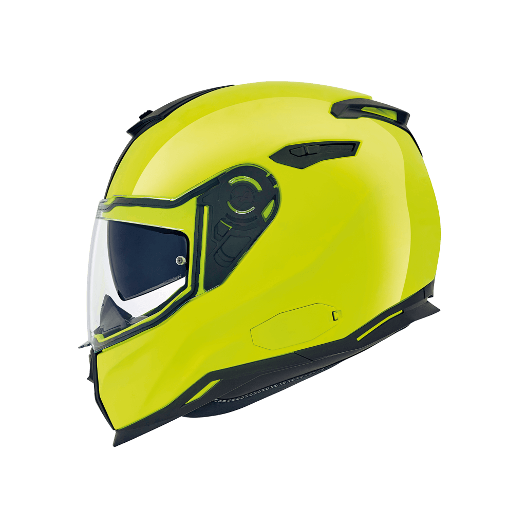 Nexx SX 100 Core Neon Yellow - LRL Motors