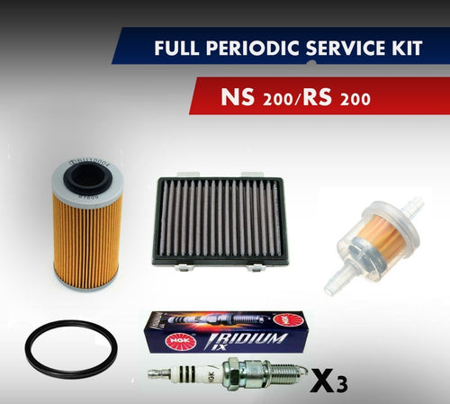 NS 200 Periodic service kit - LRL Motors