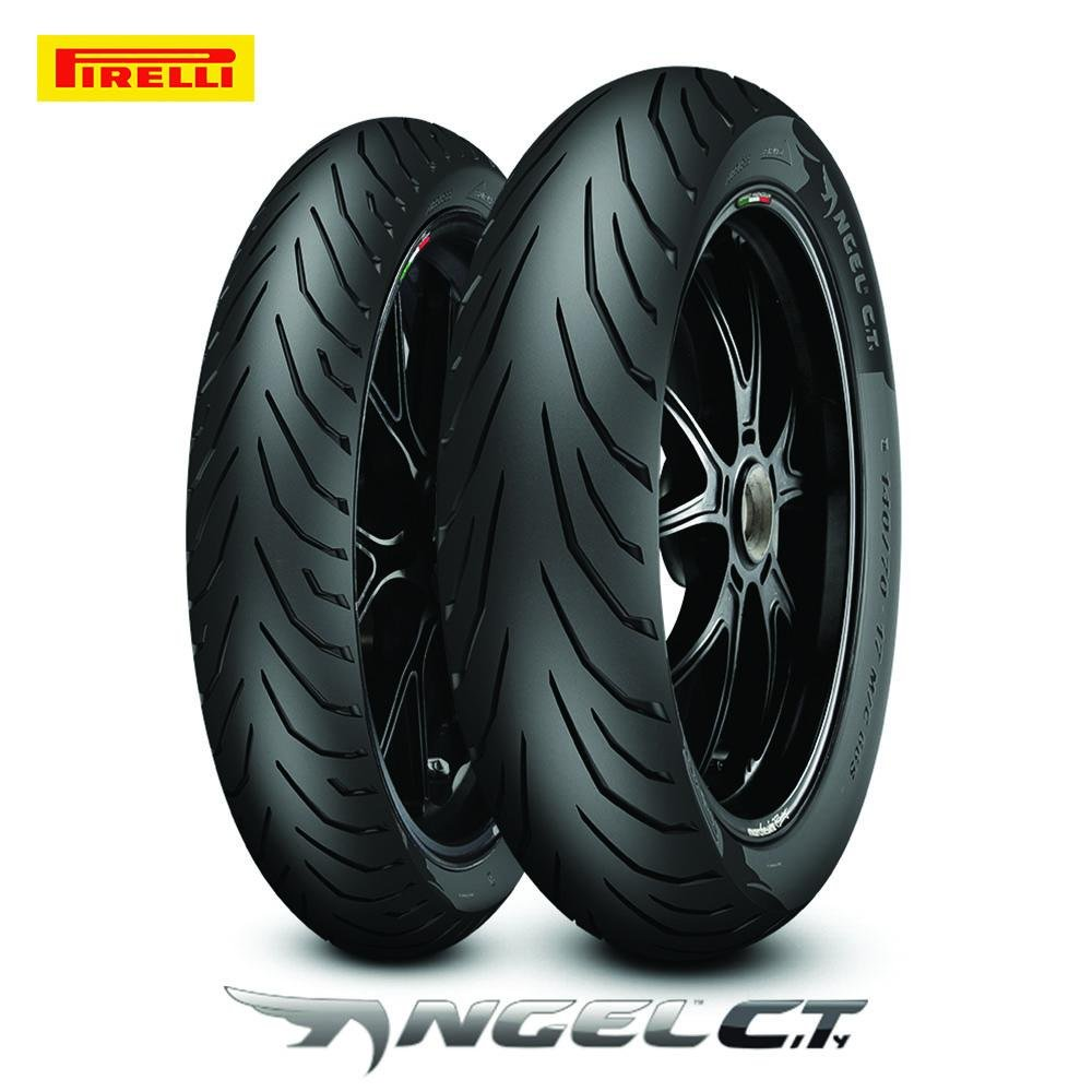 Pirelli 140/70-17 (66S) ANGEL CITY - LRL Motors