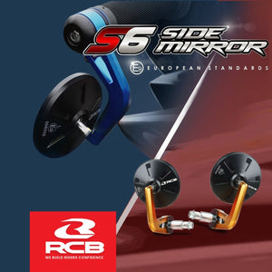 Racing Boy Bar End Mirror - LRL Motors